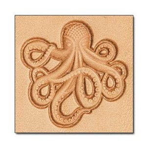Craftool-3-D-Stamp-Octopus-8674-00