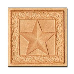 Craftool-3-D-Stamp-Square-Star-8672-00