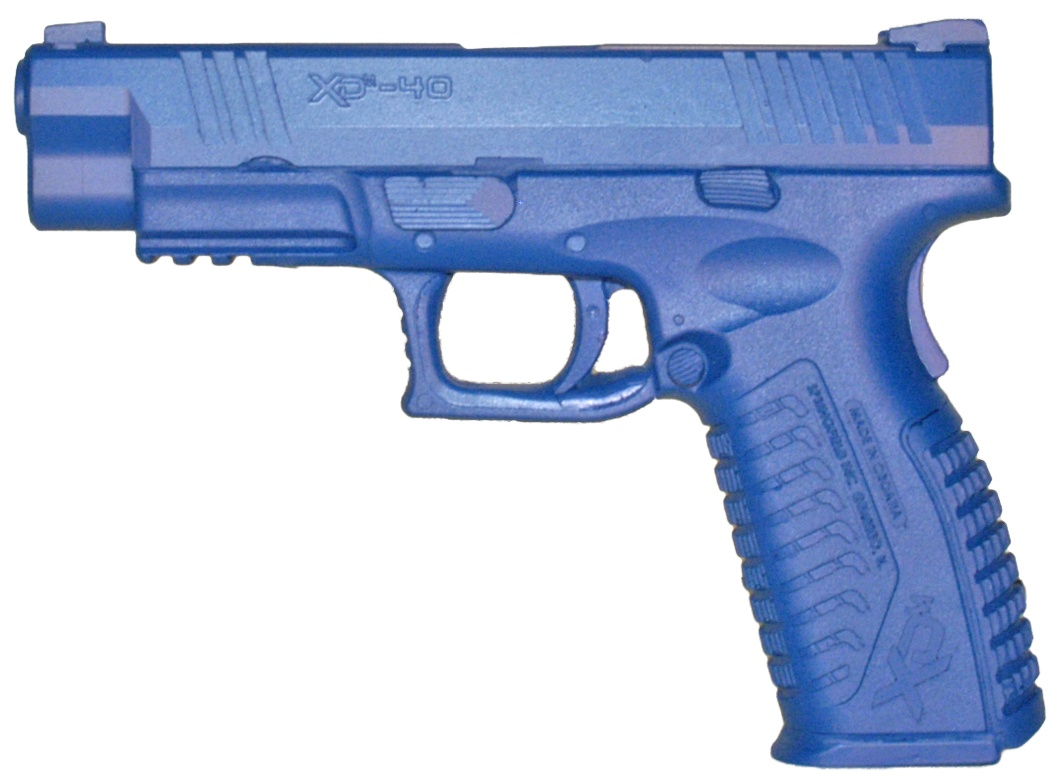Most blue guns can be ordered in blue, black, or period gun finish ...