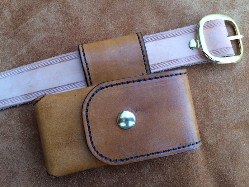 cell phone leather drop belt loop fits iphone
