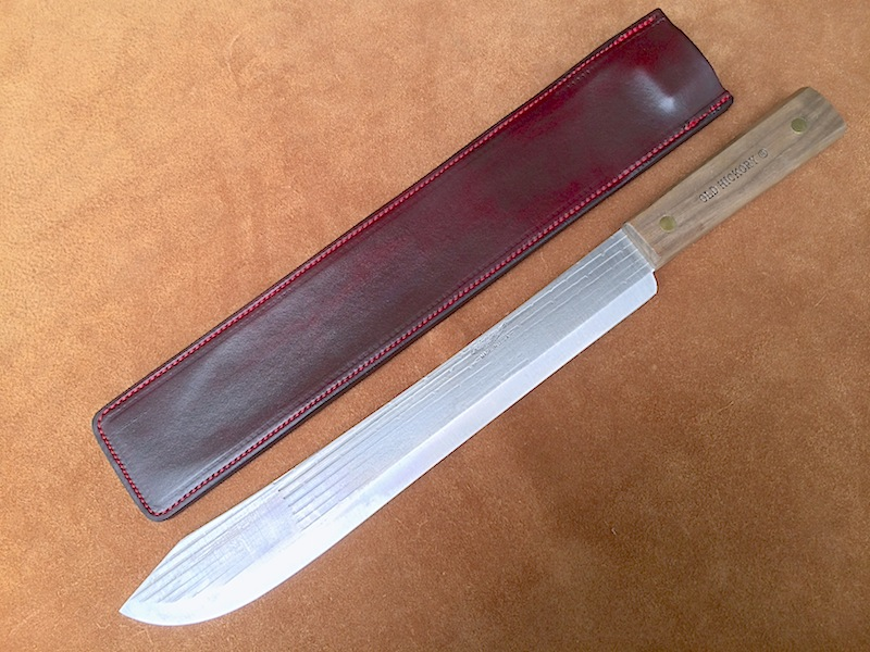 Machete Sheath Old Hickory 14 Butcher Knife Or More