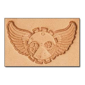 Craftool-3-D-Stamp-Winged-Time-8670-00