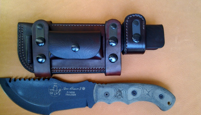 Lobo Quick Release System Horizontal Carry Tops Tom