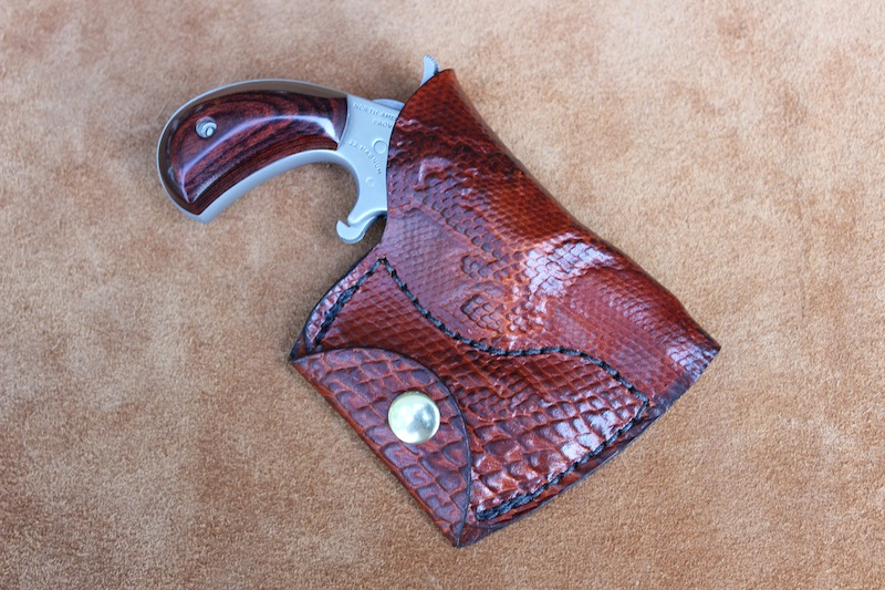 North American Arms  22 – Pocket Holster w/ Extra Rounds